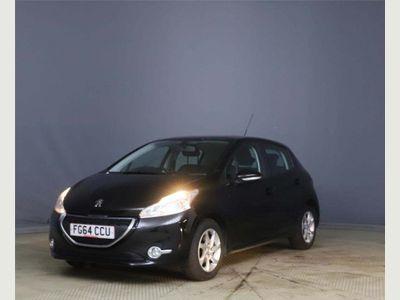 Peugeot 208 Hatchback 1.2 VTi Active 5dr