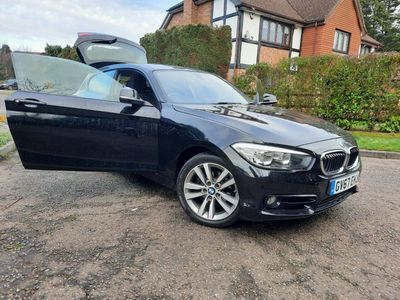 BMW 1 Series Hatchback 1.5 118i Sport Sports Hatch (s/s) 3dr