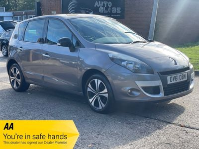 Renault Scenic MPV 1.5 dCi Dynamique TomTom (Bose Pack) 5dr