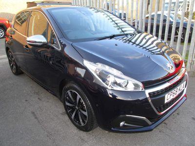 Peugeot 208 Hatchback 1.2 PureTech Tech Edition (s/s) 5dr