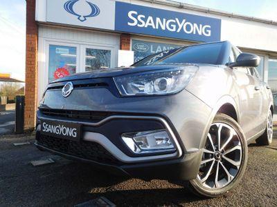 SsangYong Tivoli XLV SUV 1.6P Ultimate (s/s) 5dr