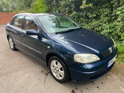 Vauxhall Astra Hatchback 1.6 i 16v Comfort 5dr