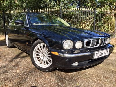 Jaguar XJ Saloon 2.7 TDVi Executive LWB Saloon 4dr