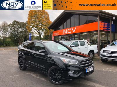 Ford Kuga SUV 2.0 TDCi ST-Line X Powershift AWD (s/s) 5dr