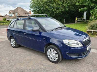 SKODA Fabia Estate 1.6 TDI CR DPF S 5dr