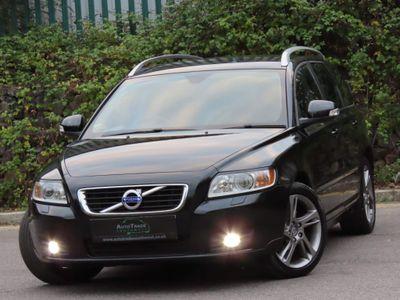 Volvo V50 Estate 2.0 D3 SE Geartronic 5dr