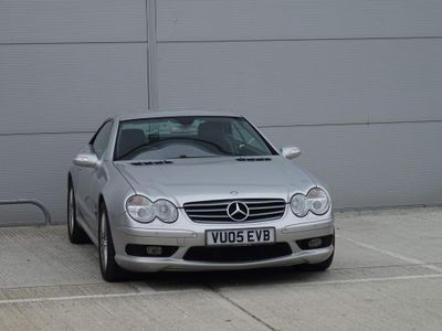 Mercedes-Benz SL Class Convertible 3.7 SL350 2dr