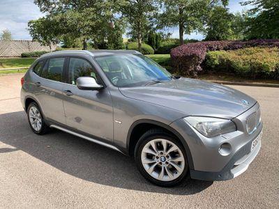 BMW X1 SUV 2.0 23d SE xDrive 5dr