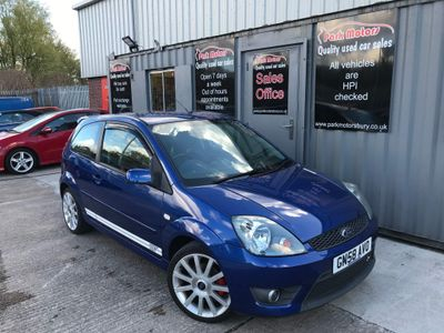 Ford Fiesta Hatchback 2.0 ST 3dr Petrol Manual (148 bhp)