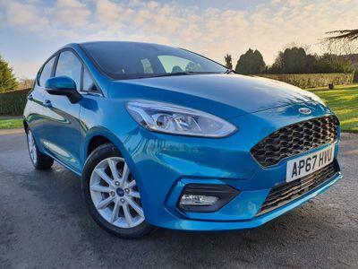 Ford Fiesta Hatchback 1.0T EcoBoost Titanium (s/s) 5dr
