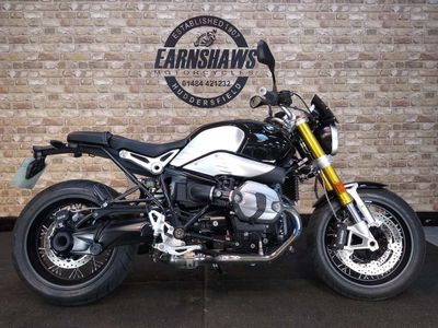 BMW R nine T Naked 1200 Sport ABS