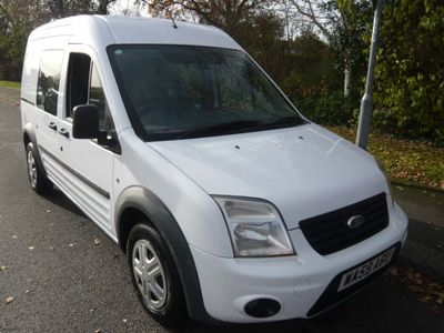 Ford Transit Connect Combi Van CREW/DOG VAN/POLICE OWNED