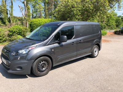 Ford Transit Connect Panel Van 1.5 TDCi 240 Powershift L2 4dr