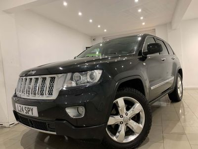 Jeep Grand Cherokee SUV 3.0 CRD V6 Overland Summit 4x4 5dr