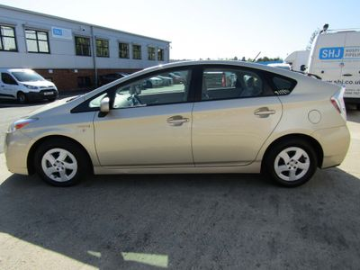 Toyota Prius Unlisted 1.8 T3 C.V.T HYBRID AUTO 5 DR