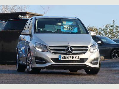 Mercedes-Benz B Class MPV 2.1 B200d Sport 7G-DCT (s/s) 5dr