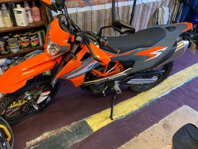 KTM Enduro Enduro 690 Enduro R