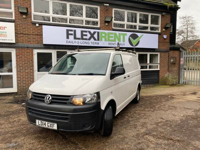 Volkswagen Transporter Panel Van 2.0 TDI BlueMotion Tech T26 Startline Panel Van 4dr (SWB)