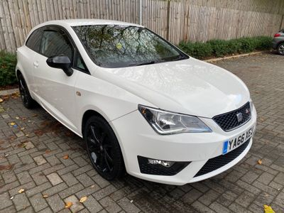 SEAT Ibiza Hatchback 1.2 TSI FR Technology SportCoupe 3dr