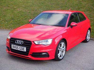 Audi A3 Hatchback 2.0 TDI S line 3dr (Nav)