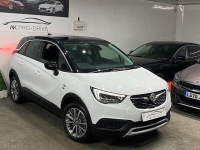 Vauxhall Crossland X SUV 1.2 Turbo ecoTEC Griffin (s/s) 5dr