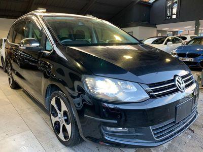 Volkswagen Sharan MPV 1.4 TSi DSG