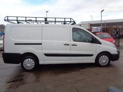 Peugeot Expert Panel Van 2.0 HDi L2 H1 4dr