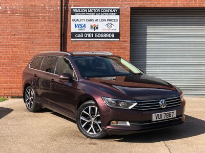 Volkswagen Passat Estate 1.6 TDI BlueMotion Tech SE (s/s) 5dr