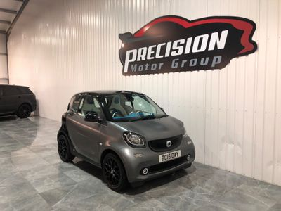 Smart fortwo Coupe 1.0 Proxy (s/s) 2dr