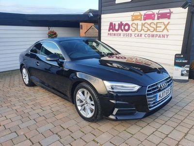 Audi A5 Coupe 2.0 TFSI Sport S Tronic (s/s) 2dr