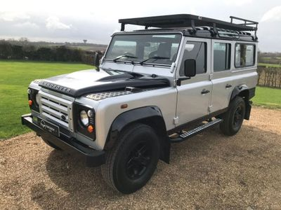 Land Rover Defender 110 SUV 2.4 TDi Hard Top 4X4 5dr