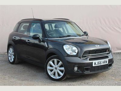MINI Countryman SUV 2.0 Cooper SD (Chili) ALL4 ALL4 5dr
