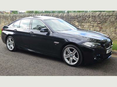 BMW 5 Series Saloon 3.0 535i M Sport 4dr