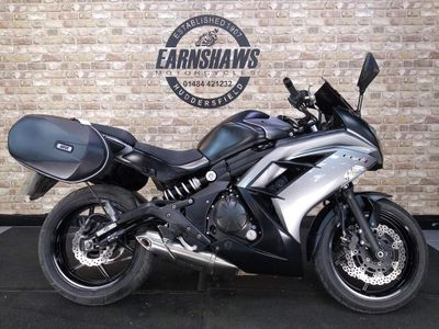 Kawasaki ER-6F Sports Tourer 6f ABS
