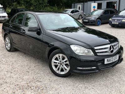 Mercedes-Benz C Class Saloon 2.1 C220 CDI SE (Executive) 4dr