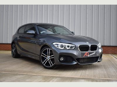 BMW 1 Series Hatchback 2.0 120d M Sport Sports Hatch Auto (s/s) 3dr