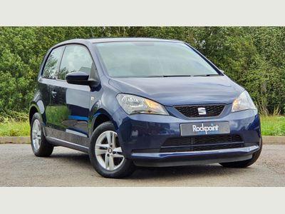 SEAT Mii Hatchback 1.0 12v SE Auto 3dr