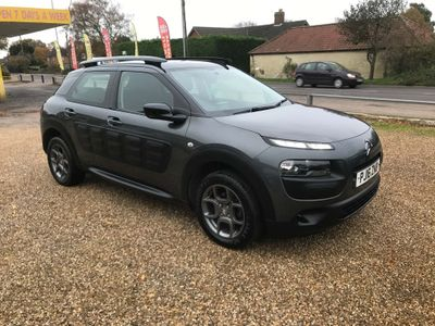 Citroen C4 Cactus Hatchback 1.6 BlueHDi Feel 5dr