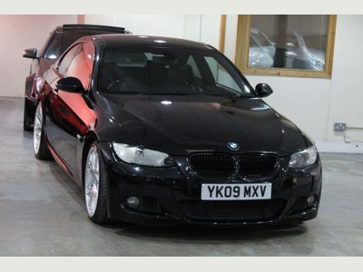 BMW 3 Series Coupe 3.0 335i M Sport 2dr