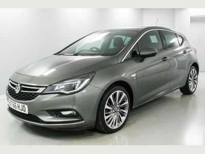 VAUXHALL ASTRA Hatchback 1.4i Turbo SRi 5dr