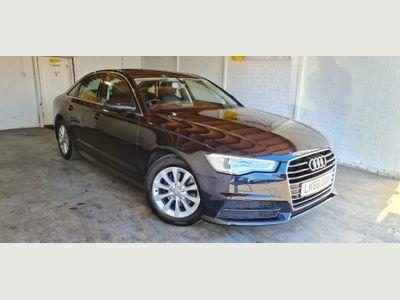 Audi A6 Saloon Saloon 2.0 TDI ultra SE Executive (s/s) 4dr