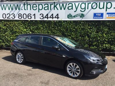 Vauxhall Astra Estate 1.4i Design Sports Tourer 5dr