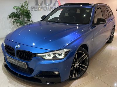 BMW 3 Series Estate 2.0 320i M Sport Shadow Edition Touring Auto (s/s) 5dr