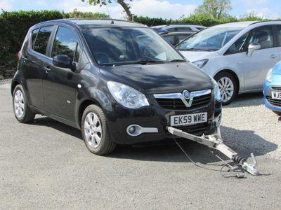 Vauxhall Agila Hatchback 1.3 CDTi 16v Design 5dr