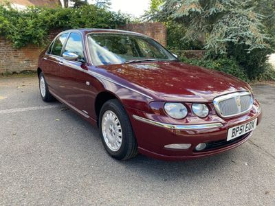 Rover 75 Saloon 2.5 V6 Connoisseur SE 4dr
