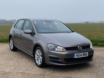Volkswagen Golf Hatchback 2.0 TDI BlueMotion Tech SE DSG (s/s) 5dr