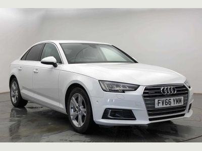 Audi A4 Saloon 2.0 TFSI Sport S Tronic quattro (s/s) 4dr