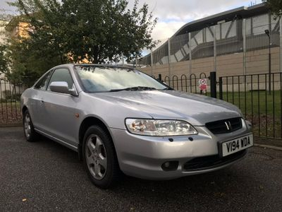 HONDA ACCORD Coupe 3.0 i V6 2dr