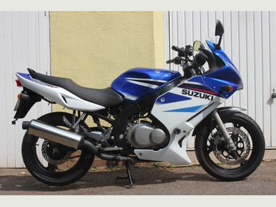 Suzuki GS500F Sports Tourer 500