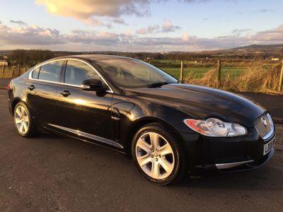 Jaguar XF Saloon 2.7 TD Premium Luxury 4dr
